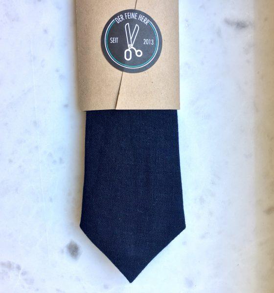 krawatte-leinenstoff